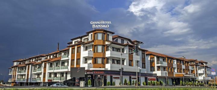 Grand hotel Bansko Galileo tours