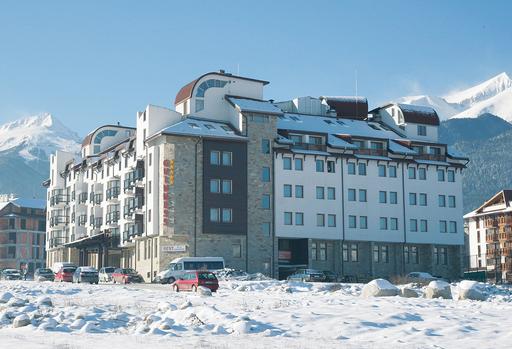 Hotel Gunness Zimovanje Galileo tours