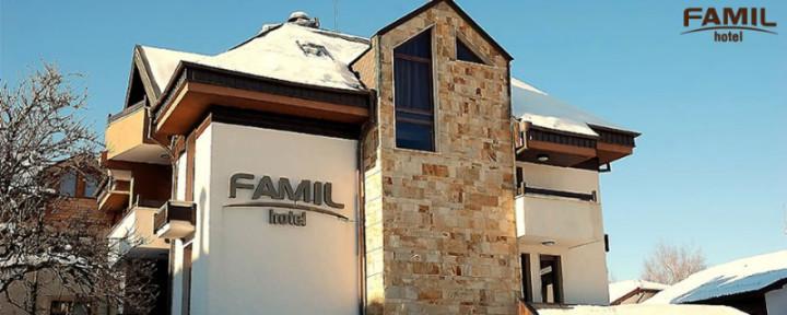 Hotel Famil Zimovanje Galileo tours