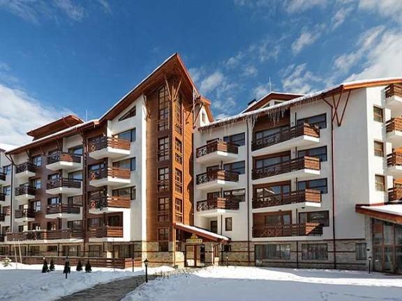 Hotel Belmont 3* Zimovanje Galileo tours