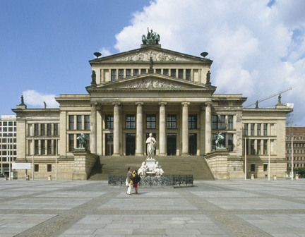 Berlin prolece Galileo tours