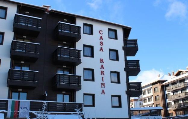 Hotel Casa Karina Zimovanje Galileo tours