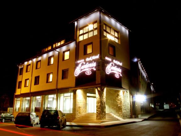 Park Hotel Gardenia 4* Bansko Zimovanje Galileo tours