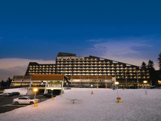 Hotel Samokov 4* Borovec zimovanje Galileo tours