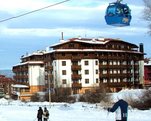 Sport Hotel Bansko Zimovanje Galileo tours