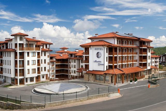 Hotel Mountain dream Zimovanje Galileo tours