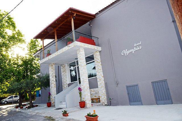 Leptokarija Vila Olympia Galileo tours