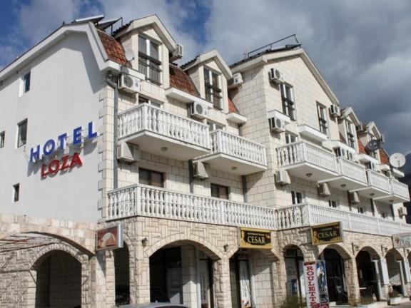 Hotel Loza Budva Galileo tours