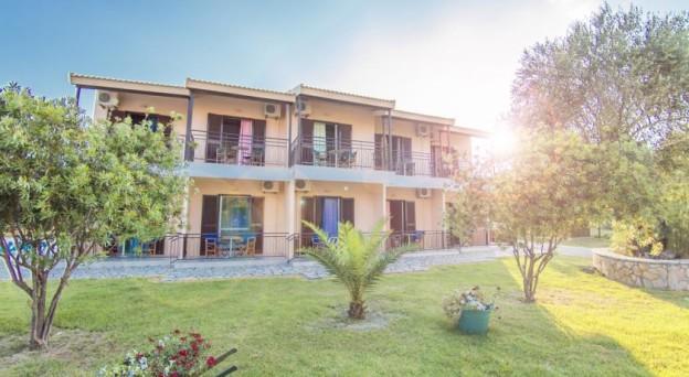 Galileo Tours Olive grove resort Kavos Krf