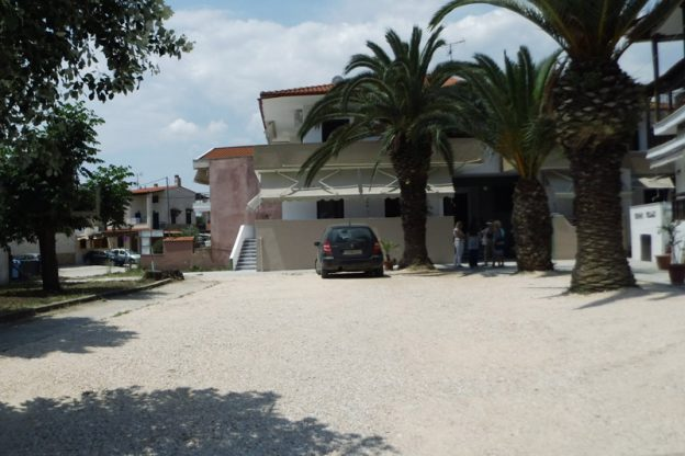 Vila Palm House Nikiti Galileo Tours