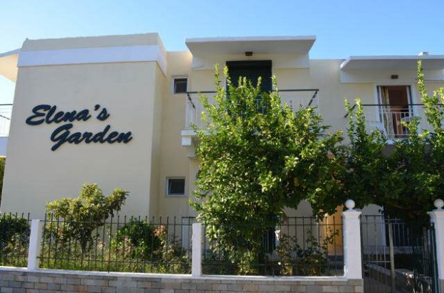 Galileo Tours Vila Elenas Garden, Kavos, Krf