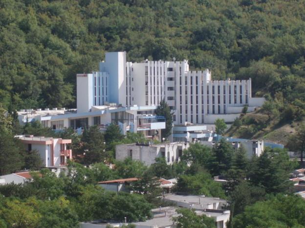 Hotel Niš Čanj Galileo tours