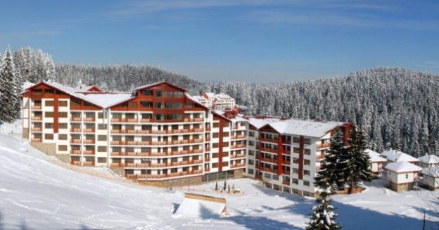 App Hotel Forest Nook Pamporovo zima Galileo tours