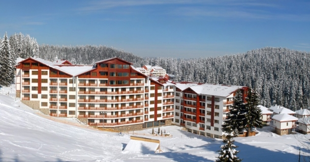 App Hotel Forest Nook Pamporovo zima Galileo tours