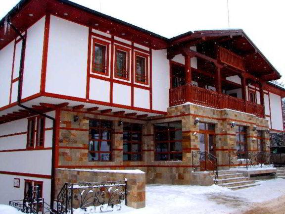 Hotel Merryan Pamporovo zima Galileo tours