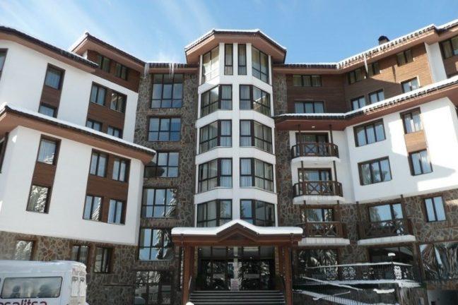 Mursalitsa hotel Pamporovo zima Galileo tours