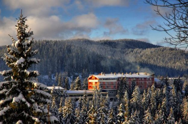 Hotel Prespa Pamporovo zimovanje Galileo tours