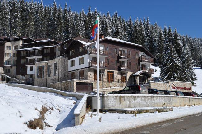Stream Resort 3* Pamporovo zima Galileo tours