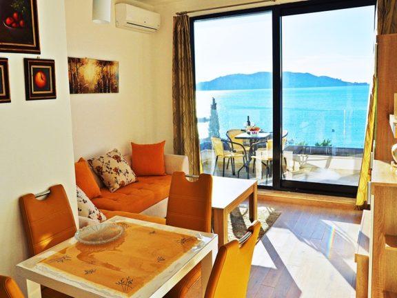 Apartmani Lipa Lux Rafailovici Galileo tours