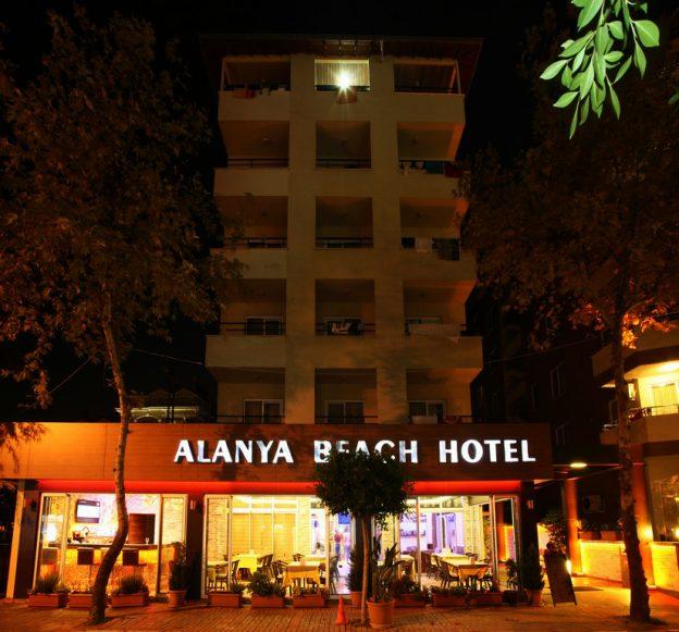 Alanya Beach - Alanja - Galileo Tours
