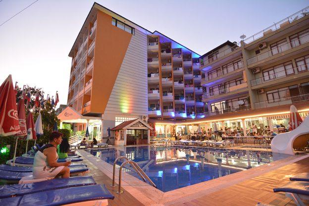 Hotel Arsi - Alanja - Galileo Tours