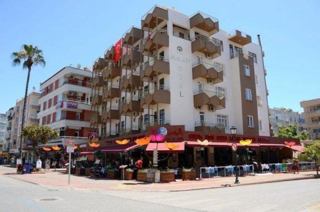 Hotel Aslan - Alanja - Galileo Tours