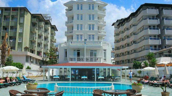 Hotel Azak - Alanja - Leto 2018