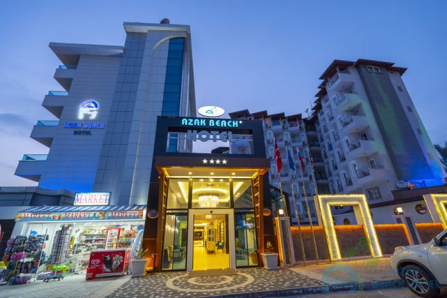 Hotel Azak Beach - Alanja - Galileo Tours