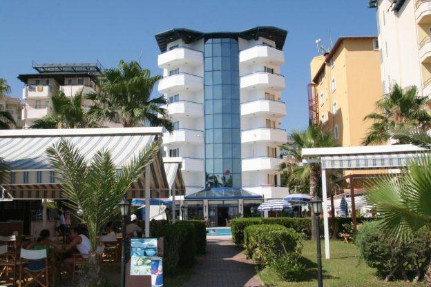 Hotel Elysee Beach - Alanja - Galileo Tours