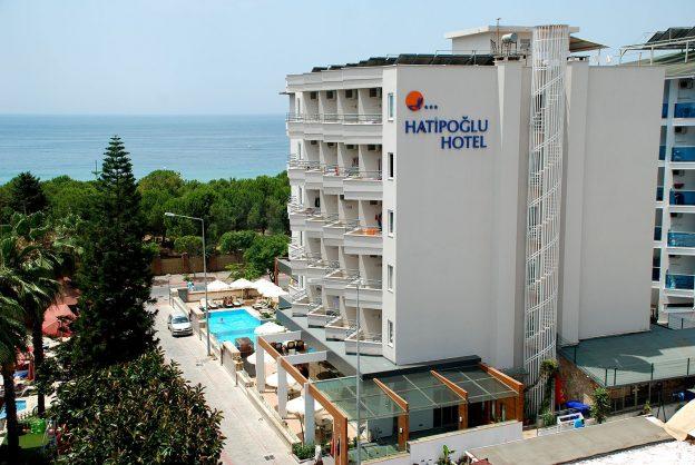 Hotel Hatipoglu Beach - Alanja - Galileo Tours
