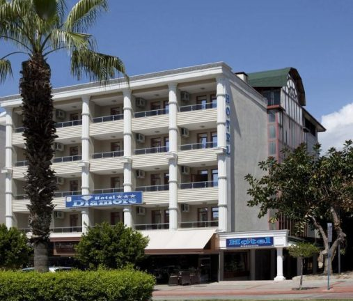 Hotel Diamore - Alanja - Galileo Tours