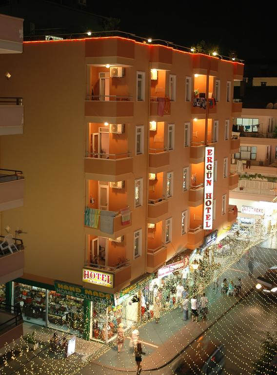 Hotel Ergun - Alanja - Galileo Tours
