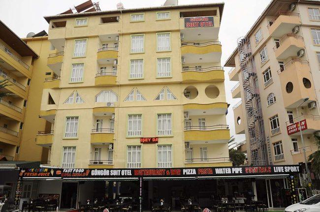 Hotel Gungor Suite - Alanja - Galileo Tours