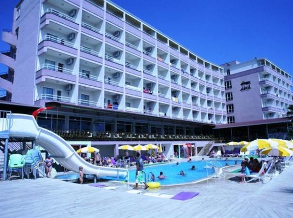 Hotel Ideal Beach - Alanja - Galileo Tours