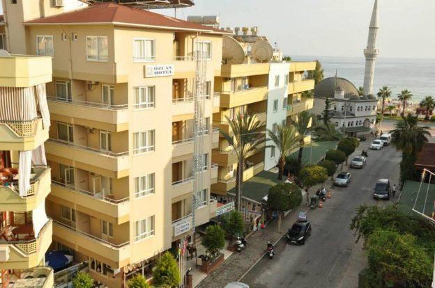Hotel Ozcan - Alanja - Galileo Tours