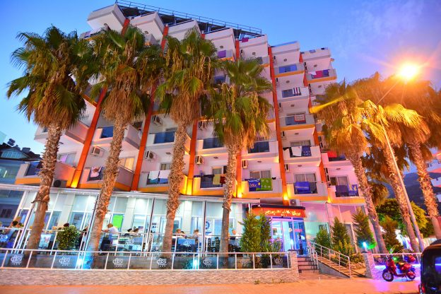 Hotel Kleopatra Arsi - Alanja - Galileo Tours