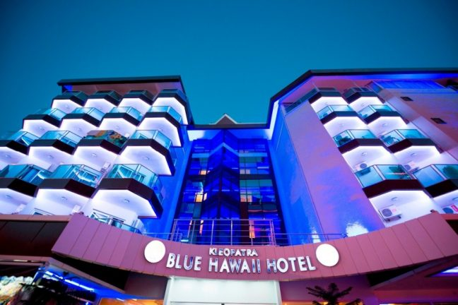 Hotel Kleopatra Blue Hawaii - Alanja - Galileo Tours