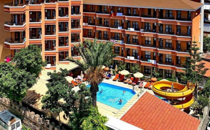 Kleopatra Fatih Hotel - Alanja - Galileo Tours