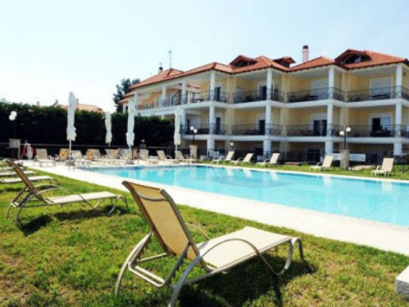 Vila Goldan Bay 2 Pefkohori Galileo tours