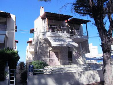 Vila Simeon Beach Hanioti Galileo tours