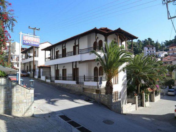 Vila Tzina Neos Marmaras Galileo tours