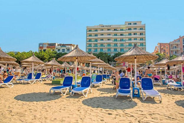 Hotel Albanian Star 4* Drač Albanija Galileo Tours