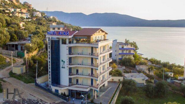 Hotel Aliko Valona Vlore Albanija Leto Galileo Tours