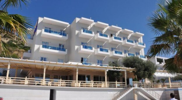 Hotel Coral Valona Vlora Albanija Leto Galileo Tours
