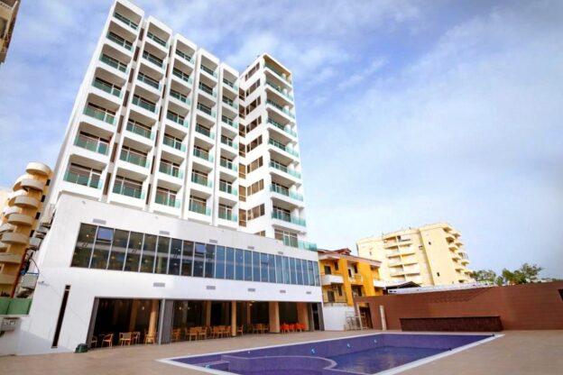 Hotel Horizont 4* Drač Albanija Letovanje Leto Galileo Tours