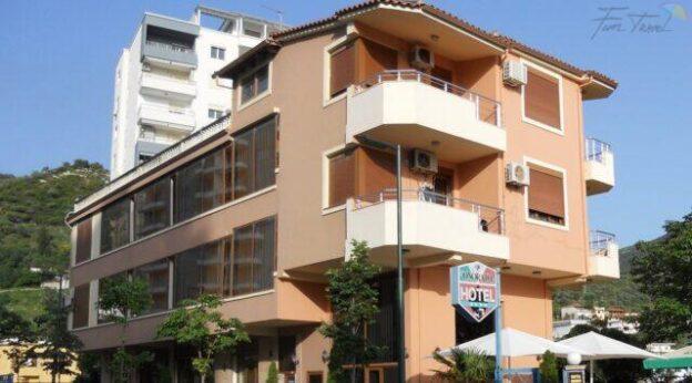Hotel Onorato Valona Vlore Albanija Leto Galileo Tours