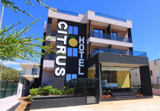 Hotel Citrus Ksamil Albanija Galileo tours