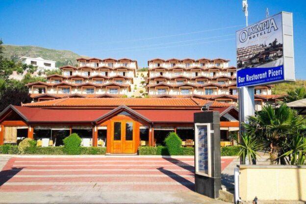 Hotel Olympia Village Valona Vlore Albanija 2021
