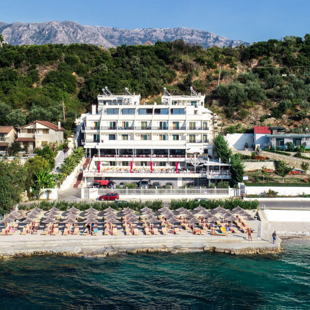 Hotel Picasso Valona Vlora Albanija Galileo Tours Niš