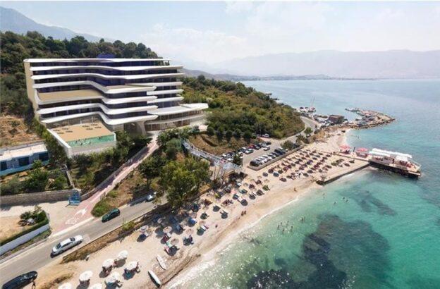 Hotel Regina Blu Valona Vlora Albanija Letovanje Galileo Tours Niš